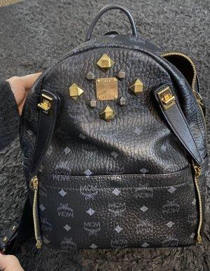 MCM School Backpack black