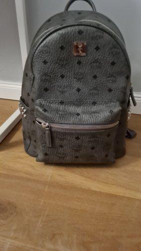 MCM Backpack Trolley black-grey