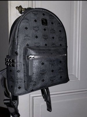 MCM School Backpack multicolored