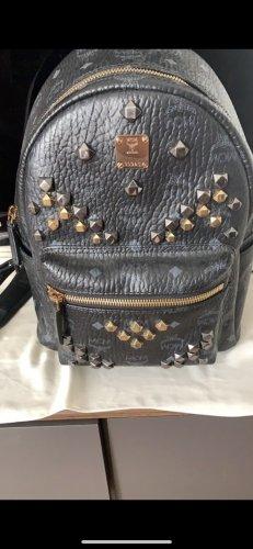 MCM Crossbody bag black-grey