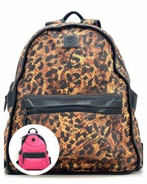 MCM Daypack black-pink
