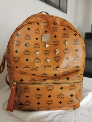 MCM Daypack brown leather