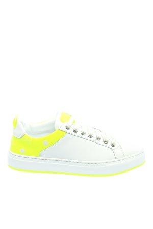 """MCM Zapatilla brogue """"Neon Combi Sneakers"""""""