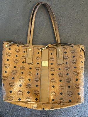 MCM Comprador marrón claro-camel