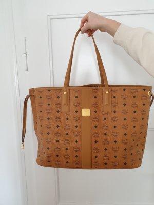 MCM Shopper brown
