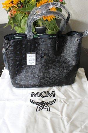 MCM Shopper zwart