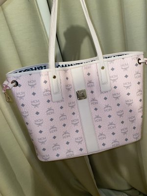 MCM Shopper rose clair