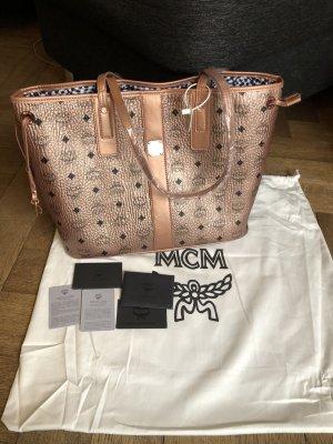 MCM Shopper or rose