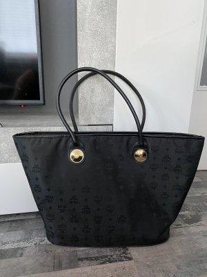 MCM Shopper schwarz