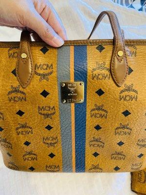 MCM Shopper brun
