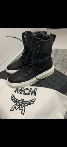 MCM Ankle Boots multicolored