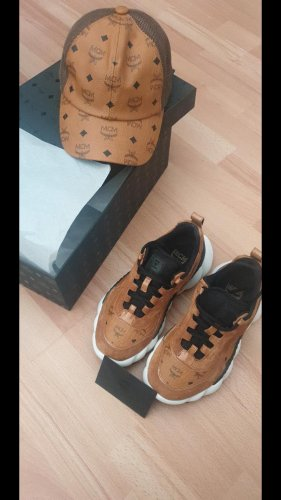 MCM Sneakers Gr.37 +Cape