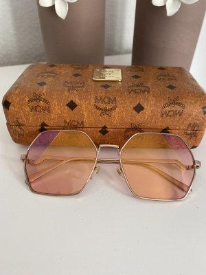 MCM Gafas Retro color rosa dorado