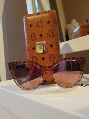 MCM Gafas negro-rosa