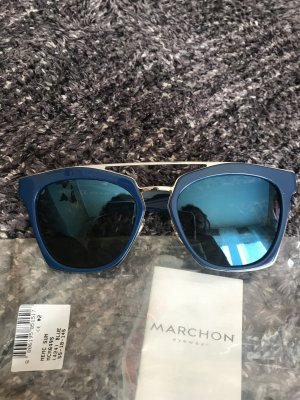 MCM Sonnenbrille blau neu Original