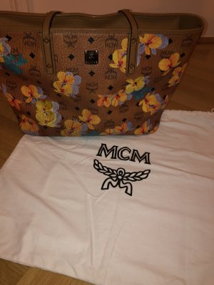 MCM Shopper beige