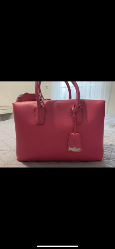 MCM Handbag raspberry-red