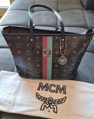 MCM Sac porté épaule multicolore