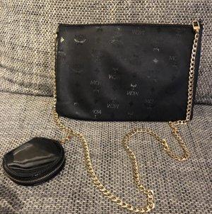 MCM Tasche mit Schulterkette