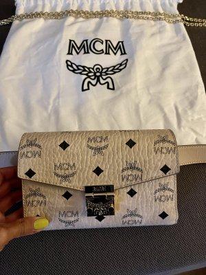 MCM Carry Bag oatmeal-beige