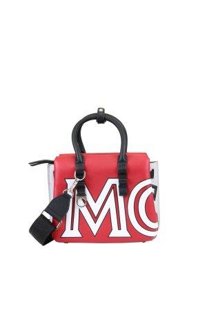 Mcm Umhängetasche in Multicolor aus Leder