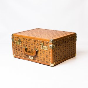MCM Suitcase light brown