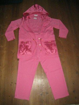MCM Sweat Jacket pink cotton