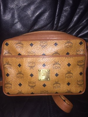 MCM Crossbody bag cognac-coloured-brown
