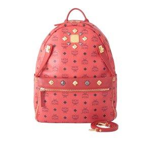 MCM Visetos Dual Stark Backpack
