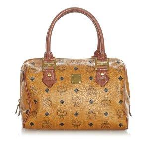 MCM Handbag brown leather