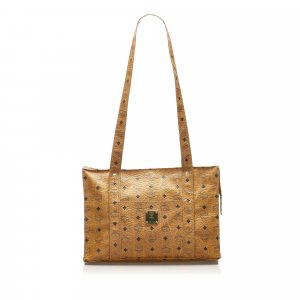 MCM Tote light brown leather