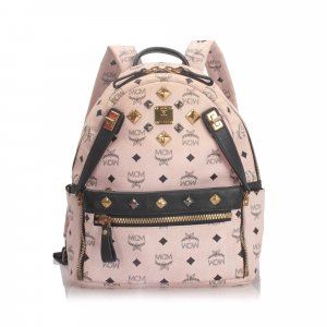 MCM Visetos Stark Backpack