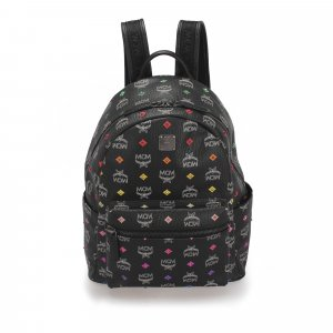 MCM Visetos Stark Skyoptic Backpack