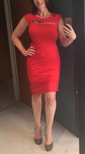 MCQ ALEXANDER MCQUEEN Euro 329,00 Jerseykleid Gr. L(passt 36) Rot Damen Kleid Dress