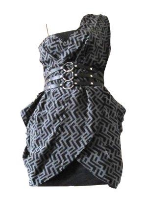 Alexander McQueen Mini-jurk veelkleurig Zijde