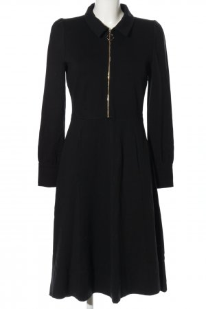 ME+EM Jerseykleid schwarz Business-Look