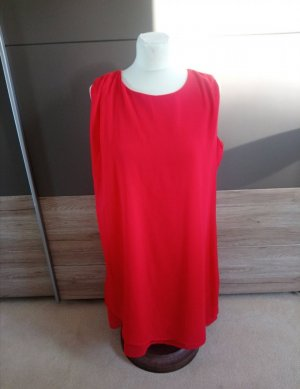 Meaneor Cocktail Kleid Rot