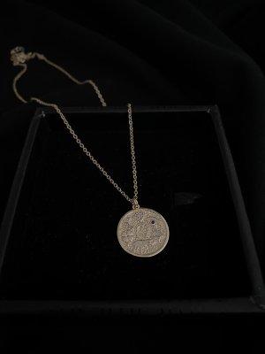 Medaillen Kette