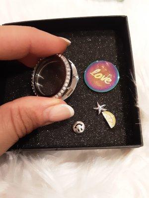 Medaillon Silver für eine beliebige Kette