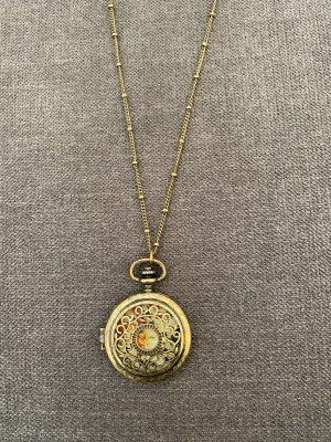 Medaglione bronzo-oro