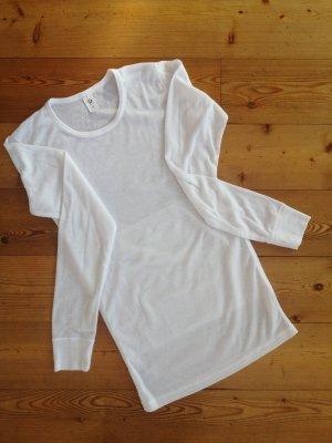 Maglietta sport bianco
