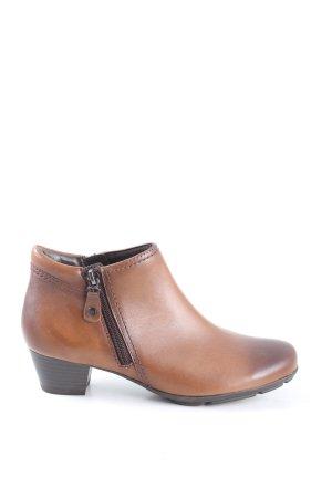 Medicus Low boot brun gradient de couleur style décontracté
