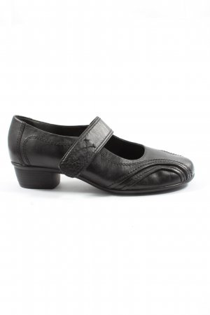 Medicus Scarpa Mary Jane nero stile casual