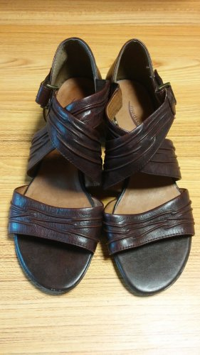 Medicus Comfortabele sandalen bruin Leer