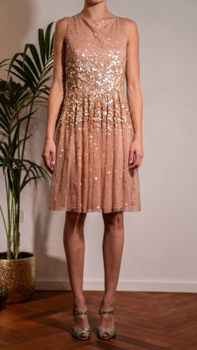 Mega Abendkleid von Young Couture