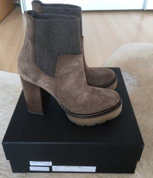 Vic Matie Chelsea Boot multicolore cuir