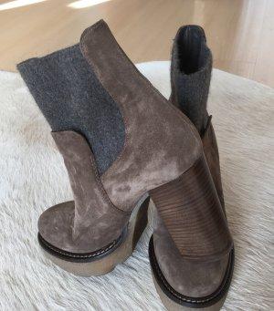 Mega coole Boots/Stiefeletten von Designer Vic Matie *neuwertig*