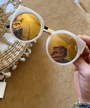 quai de seine paris Gafas Retro multicolor