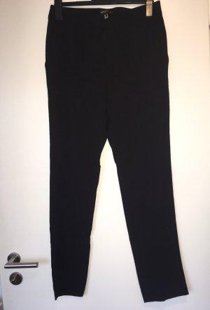 Mango Suit Pantalon zwart