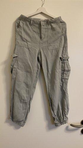 Urban Outfitters Pantalón de camuflaje gris claro-gris